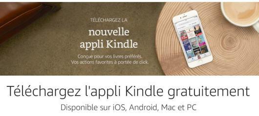 application livres portable