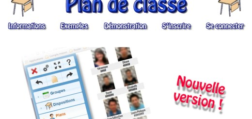 Plan de la classe