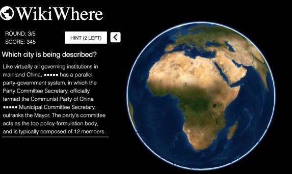 Wiki where
