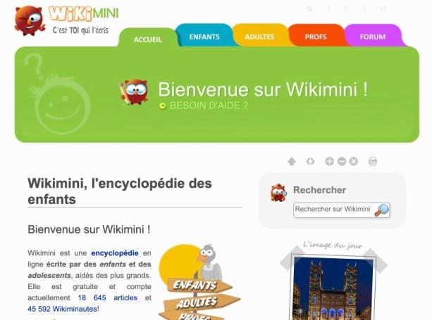 encyclopédie gratuite pour enfants