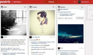 Postris instagram