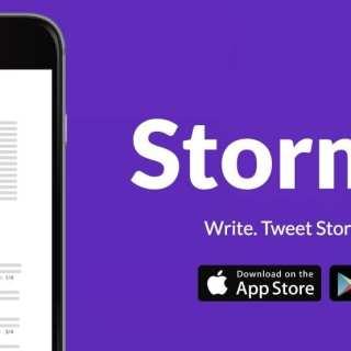 Stormit twitter