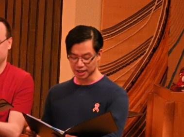 Albert - Out in Harmony Choir Member
