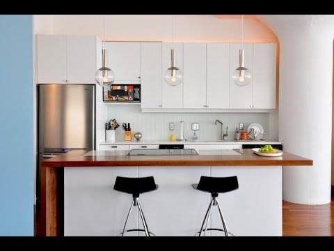 Tiny Kitchen Decor and Remodeling Ideas We Love