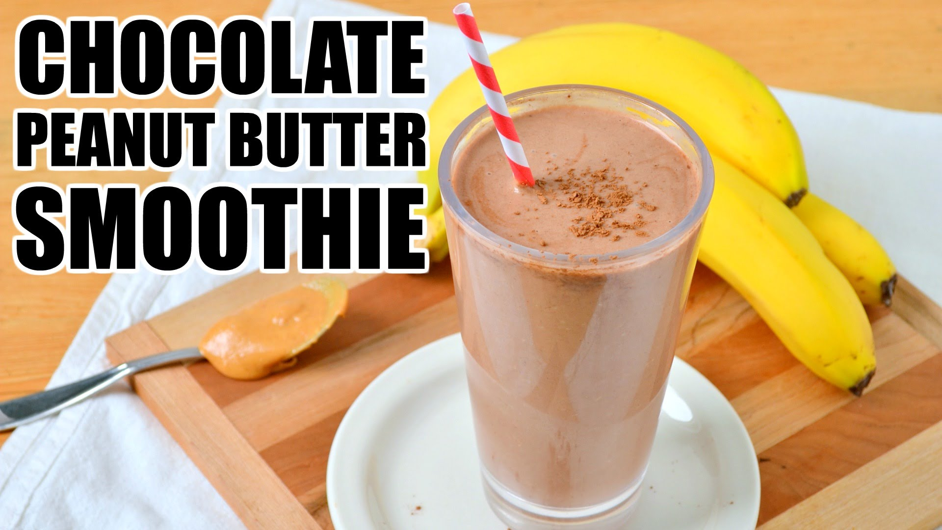 14 Fast & Easy Chocolate Smoothie Recipes