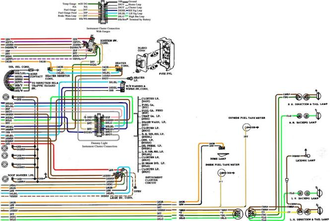 chevelle wiring schematic wiring diagram 1965 chevelle wiring harness images