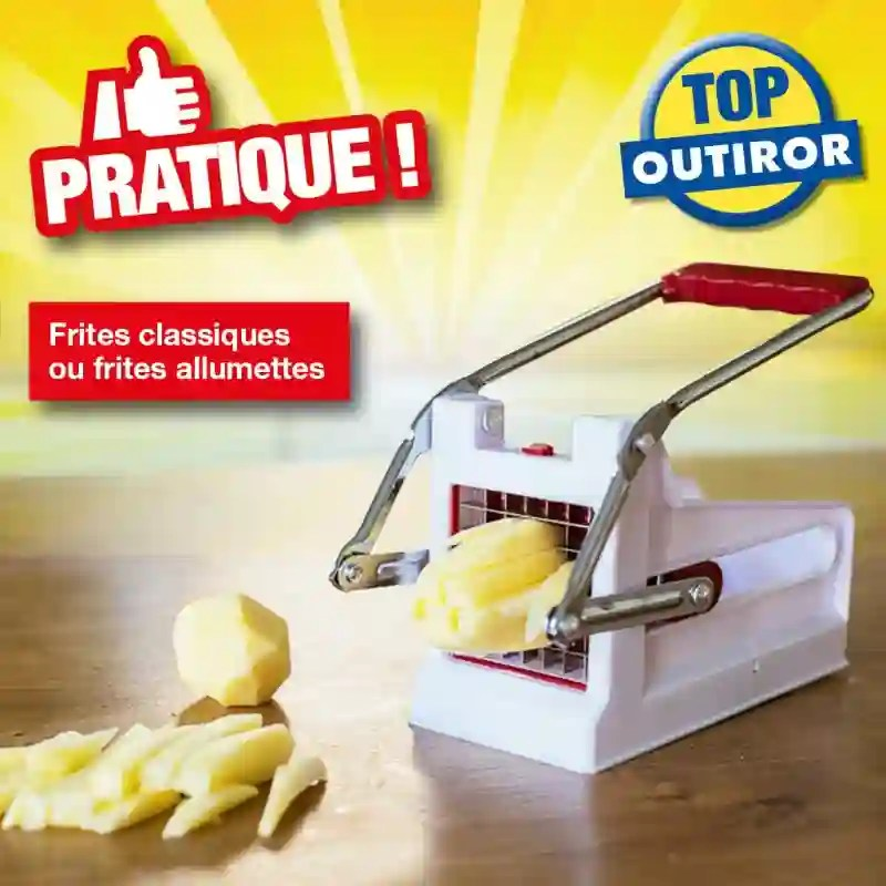 coupe frites a levier intensif