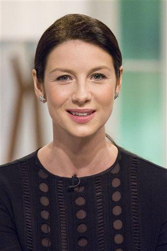 'Lorraine' ITV TV Programme, London, Britain. - 24 Mar 2015