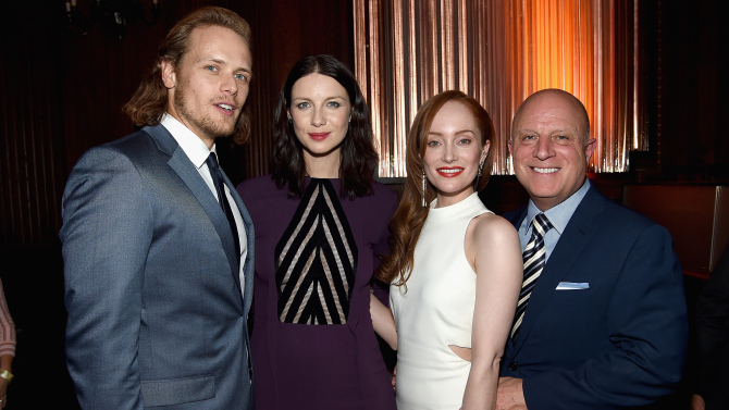 """""""Outlander"""" Mid-Season New York Premiere - After Party"""