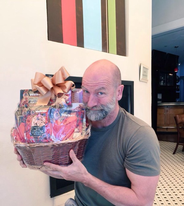 A big Thank You to Walkers!  @grahammctavish