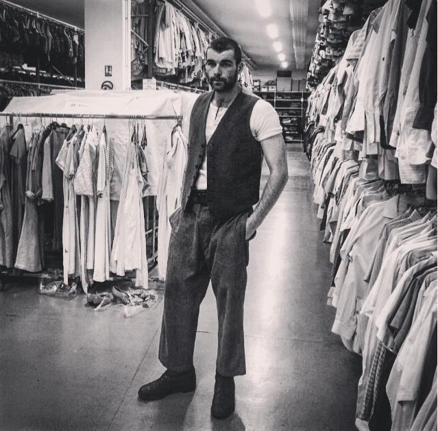 stanley_weberFittings 'Blood Wedding' Frederico García Lorca #CompagnieDesPetitsChamps
