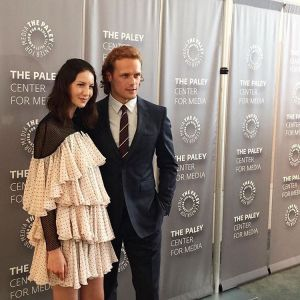 Cait and Sam 2 at Paley