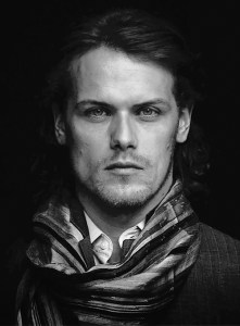 Sam Heughan, photographed by Martin Scott Powell for Departures Magazine