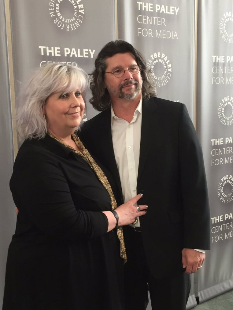 Terry and Ron at Paley