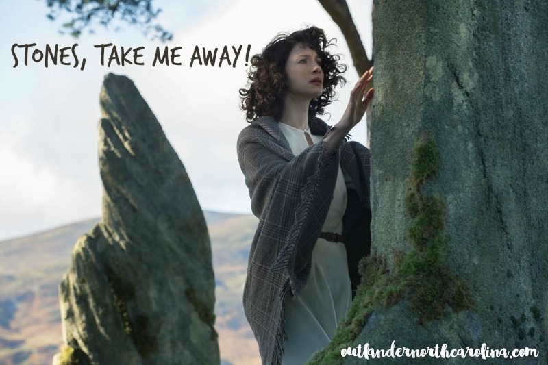 Outlander Distraction