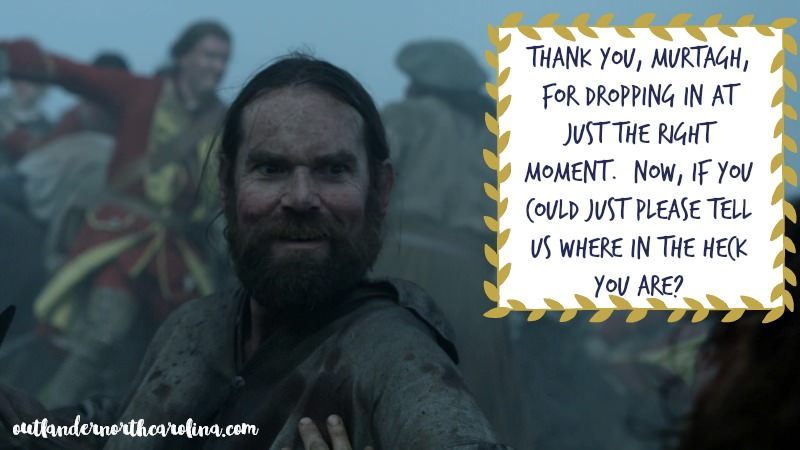 Outlander Season 3 Murtagh