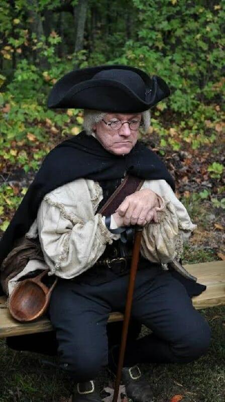 Reverend Woolsey