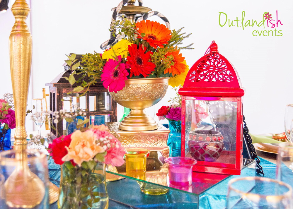Lavish Moroccan Iftaar Party styled by Outlandish Events