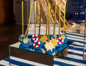 Nautical Glam Baby Shower | Best Event Planner in Johannesburg