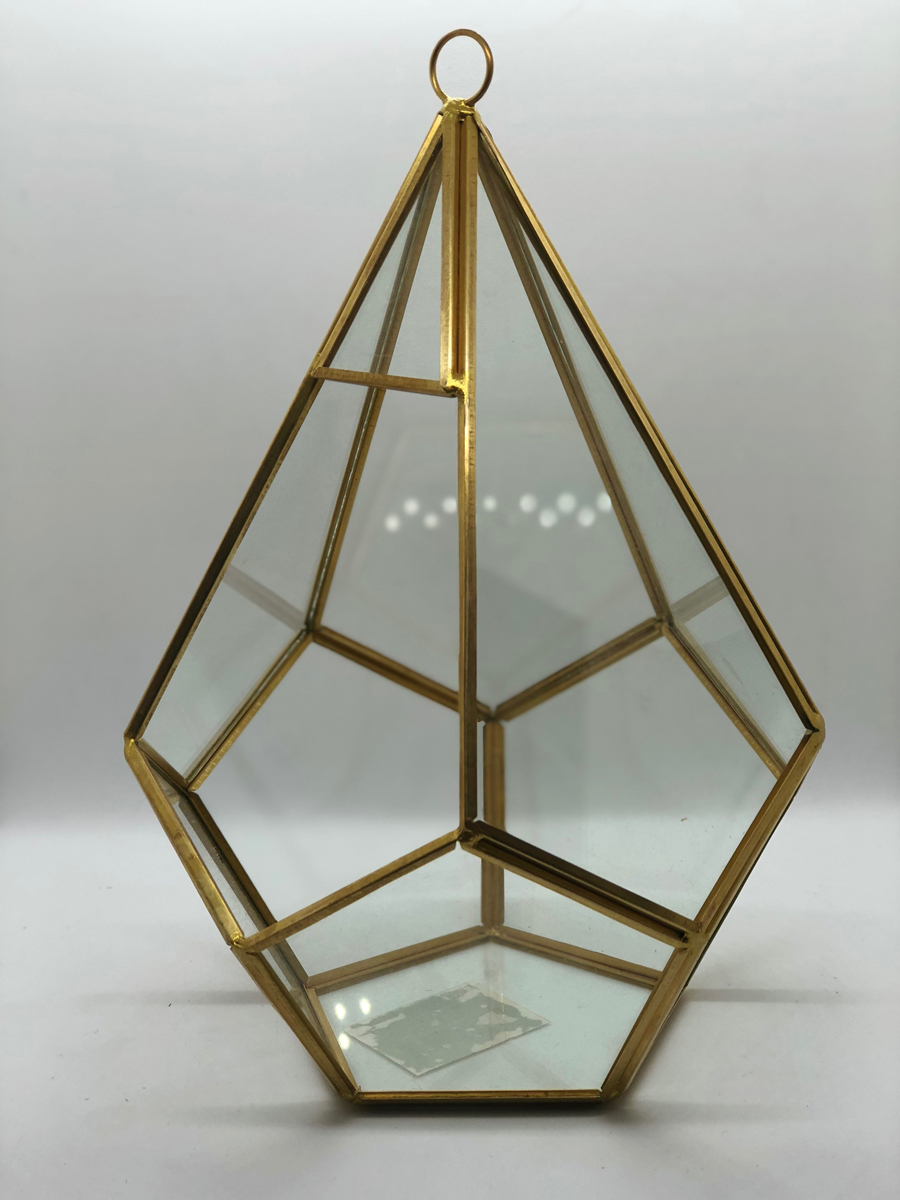Triangle Geometric Gold Decor The Decor Style Studio Decor Hire In Johannesburg