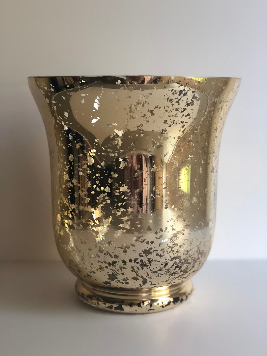The Decor Style Studio - Gold Vases for Hire Johannesburg