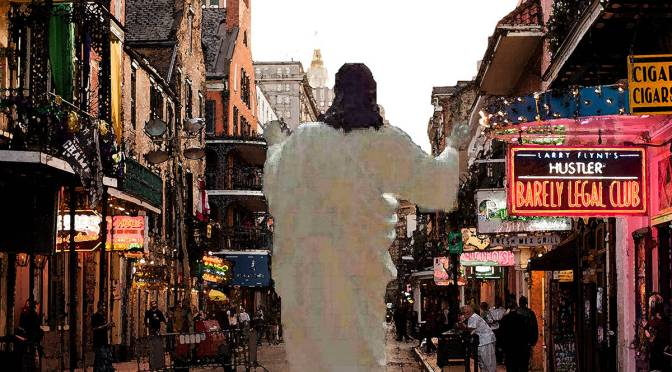 What Would Jesus Do | The Sermon on the Street | Full Text