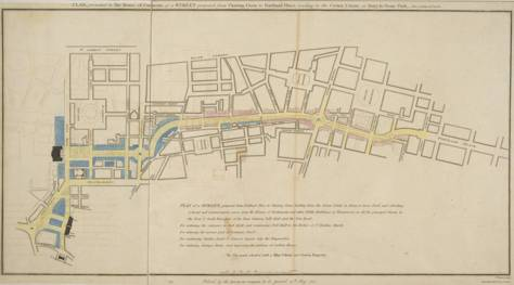 Regent_St_proposal_published_1813