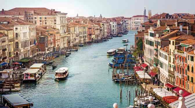 Urban Patterns | Venice, Italy