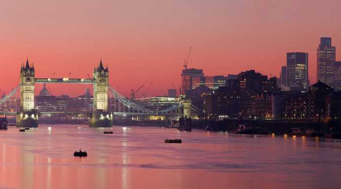 Urban Patterns | London, United Kingdom