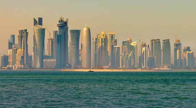 Urban Patterns | Doha, Qatar