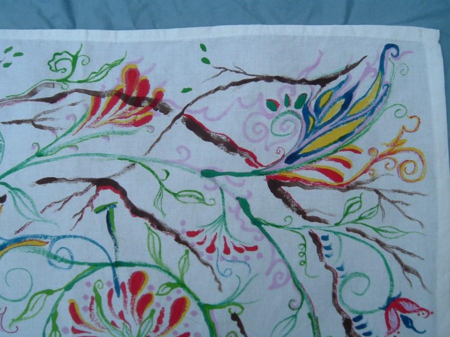 Nature's Wildness Is a Mandala, detail7, Francesca De Grandis