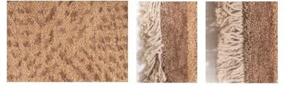 Tappeto di lana 100% modello Nomad 200x295