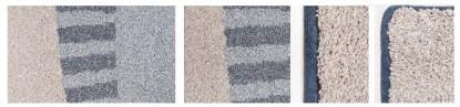 Tappeto di lana 100% mod. Quessant 190x290