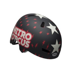CASCO BELL YOUTH NITRO CIRCUS BLACK BELL