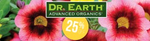Save 25% On Dr. Earth's Pest & Disease Controls