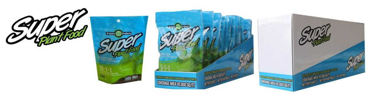 Super Plant Food