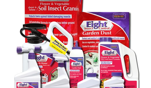 Bonide's Eight Insect Control Kills On Contact With 3-Month Residual Control