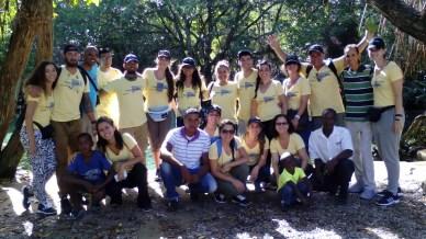 In the Parque Nacional Jaragua