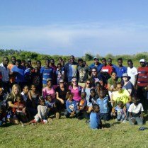 Missionary experience in Los Cocos.