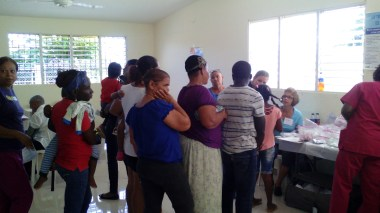 Medical Clinic in La Colonia