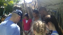 Evangelism in Pedernales, day 3