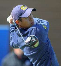 Former LCHS standout Collin Morikawa won the Pac-12 title for the first time in his career at Cal.