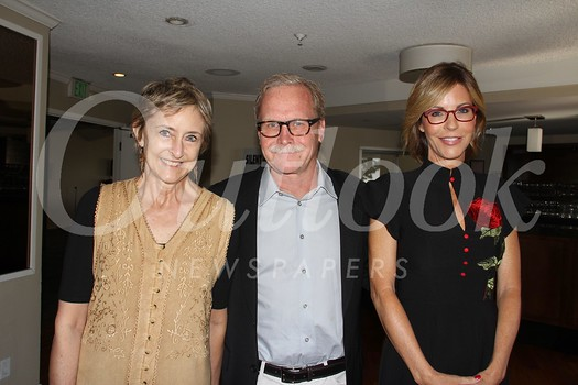 Authors Karin Esterhammer, Chris Erskine and Anne Wheaton were featured at the event.