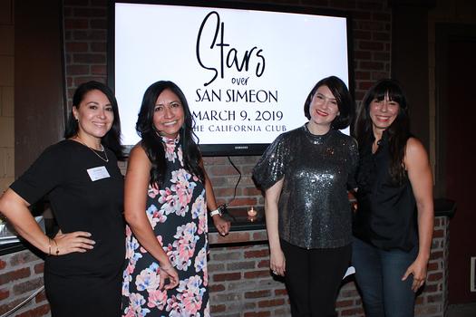 Christine Escobar, Julietta Perez, Vanessa Wolf Alexander and Susan Dutra