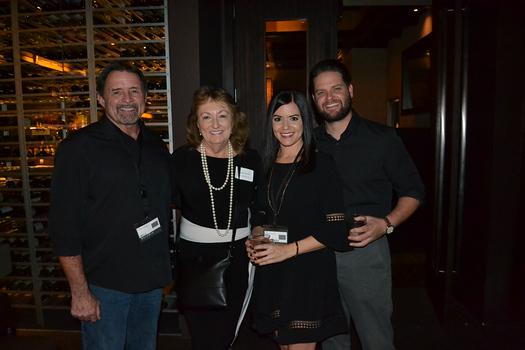 Bill Baldwin, Jeanne Bartel, and Myranda and Henry Snapp