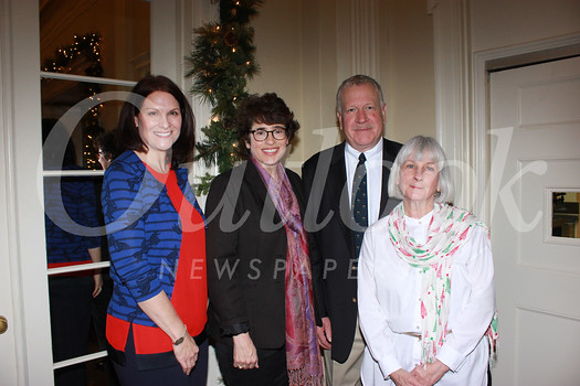 Marie Cleaves, Cathi Chadwell, and Brian and Beth Birnie