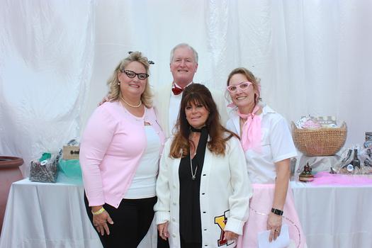 Suzy Rettig, Richard Gray, Ellen Radle and Cheryl Allen