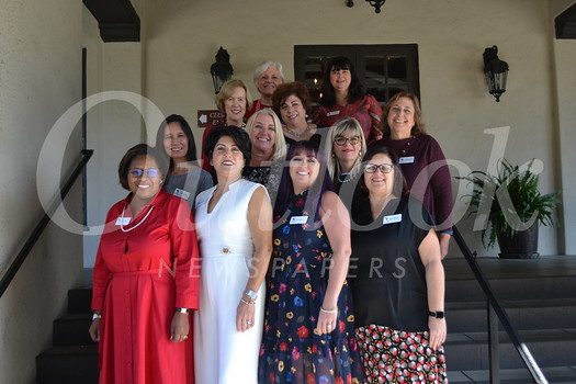 Committee members include (front row, from left) Charmayne Mills-Ealy, Lisa Urbina, Heather Young and Susan Cribbs. Second row: Noelle Pope, Tara Morales and Pamela Cimino. Third row: Nancy Larr, Ro DeMarco and Lucy Evans. Back: Mindy Byers and Erin Helbing.