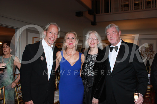 Hosts Craig and Carolyn Watson with PCDA Executive Director Diane and