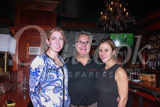 Carla Dane, Kirk Dilbeck and Lisa Diaz